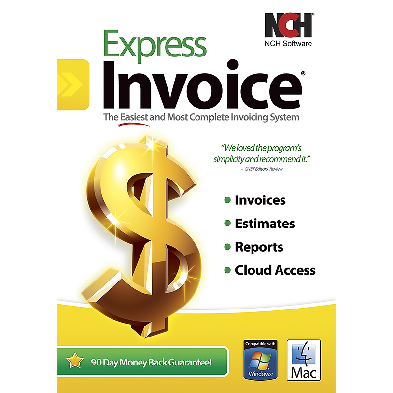 NCH Express Invoice 2013