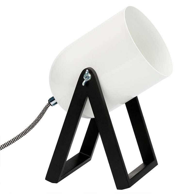 London Drugs Triangle Table Lamp  - Max 40w