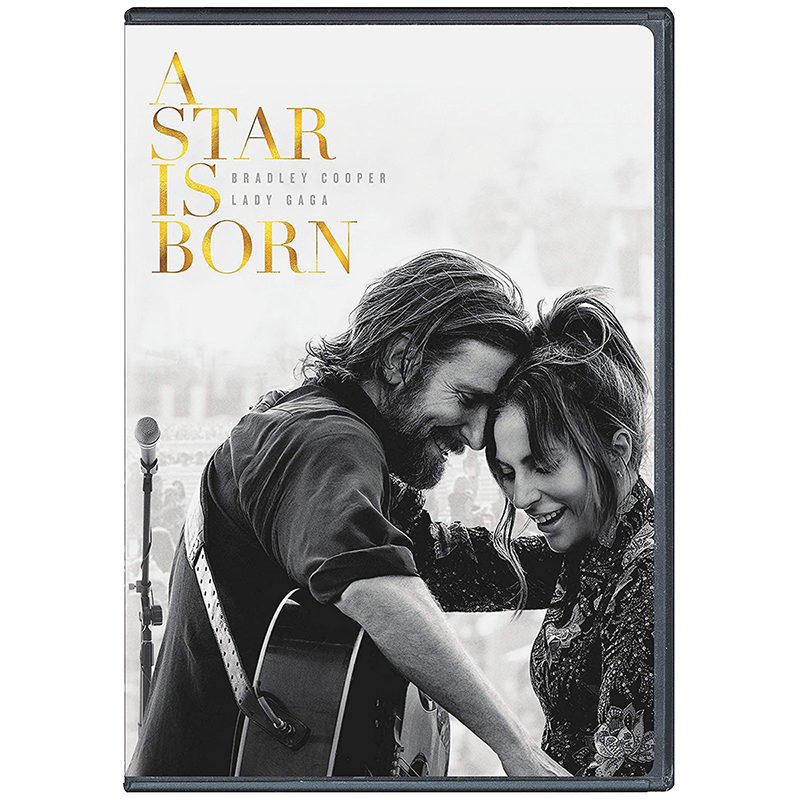 A Star Is Born (2018) - DVD