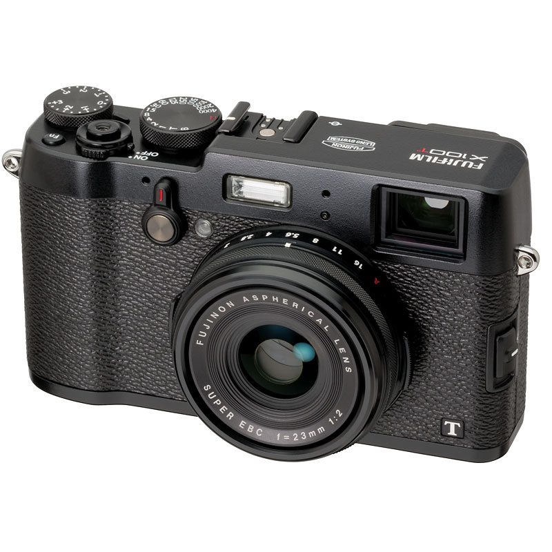 Fujifilm X100T with 23mm Lens