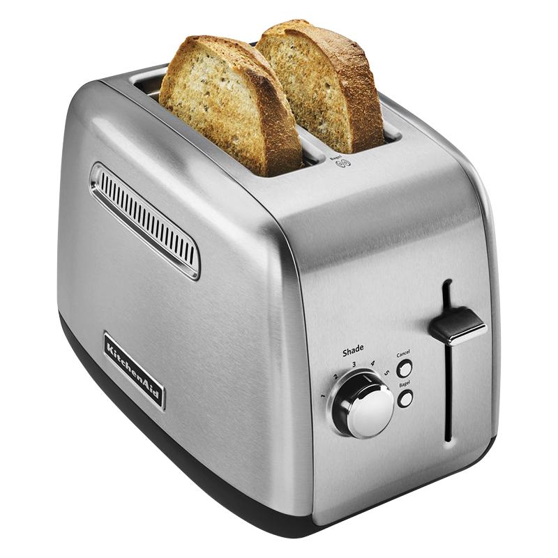 KitchenAid Manual Toaster - 2-Slice | London Drugs