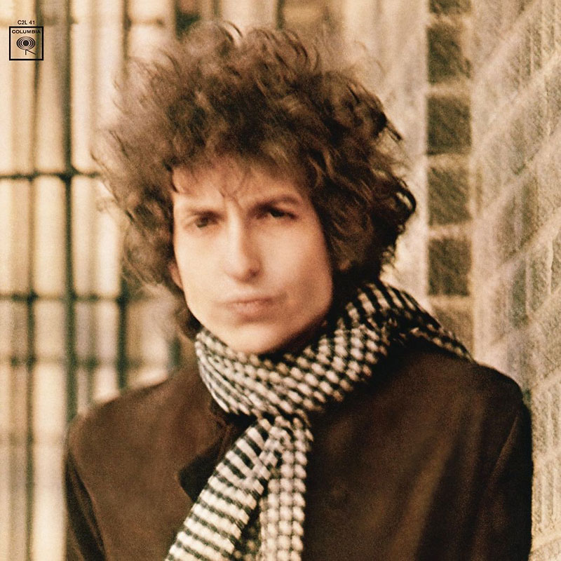 Bob Dylan - Blonde On Blonde - 2 LP Vinyl