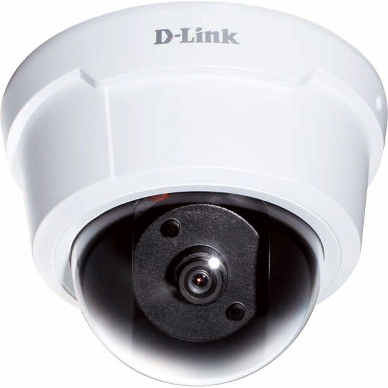 D-Link 2MP Full HD Indoor Dome IP Camera - DCS-6112