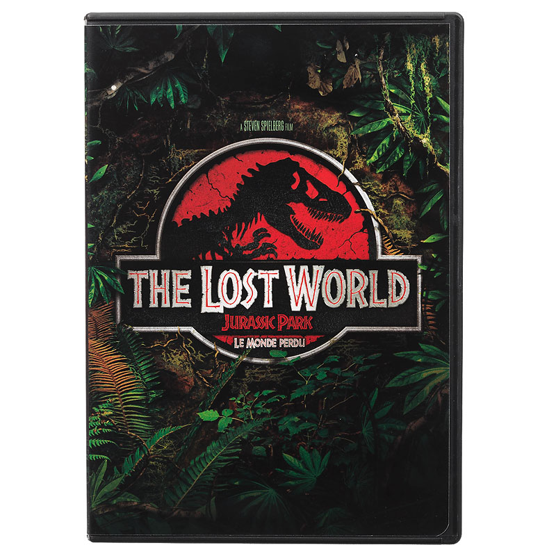 The Lost World: Jurassic Park - DVD