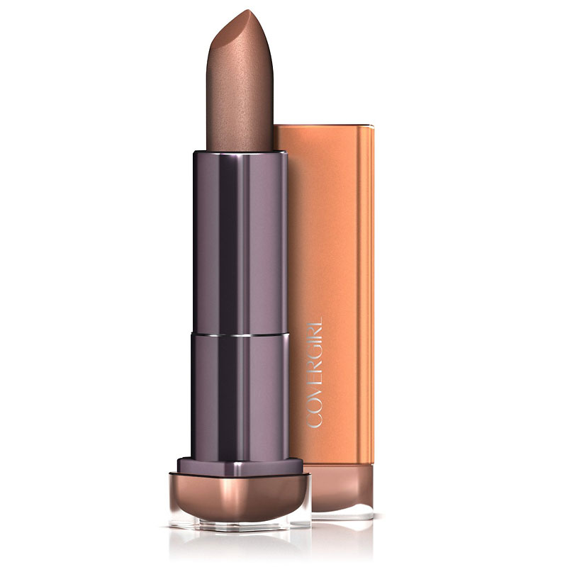 CoverGirl Colorlicious Lipstick - Tempting Toffee