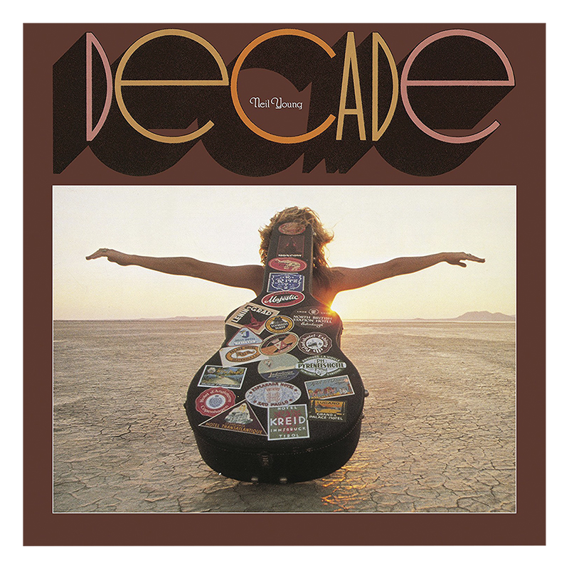 Neil Young - Decade - 2 CD