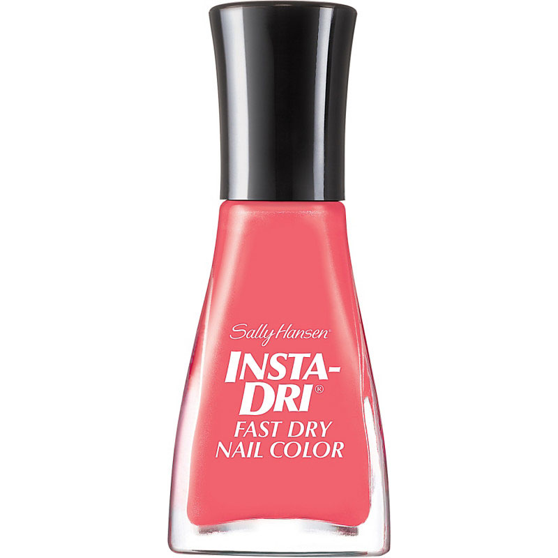 Sally Hansen Insta-Dri Fast Dry Nail Colour - Peachy Breeze