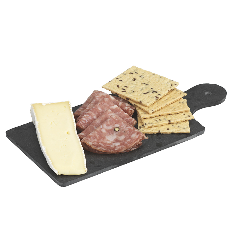 London Drugs Charcuterie Board - Slate - 21  x  10cm