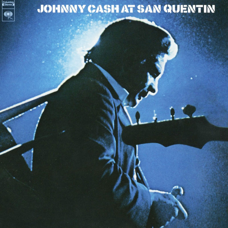Johnny Cash - At San Quentin - Vinyl