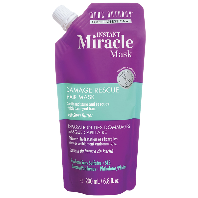 Marc Anthony Instant Miracle Mask Damage Repair Hair Mask - 200ml
