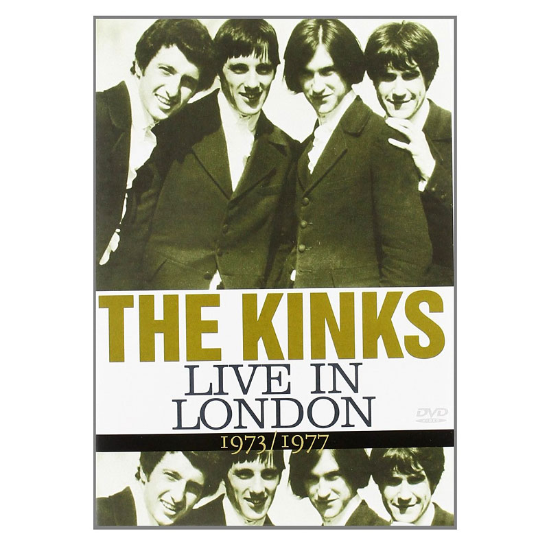 The Kinks: 1973/1977 Live In London - DVD
