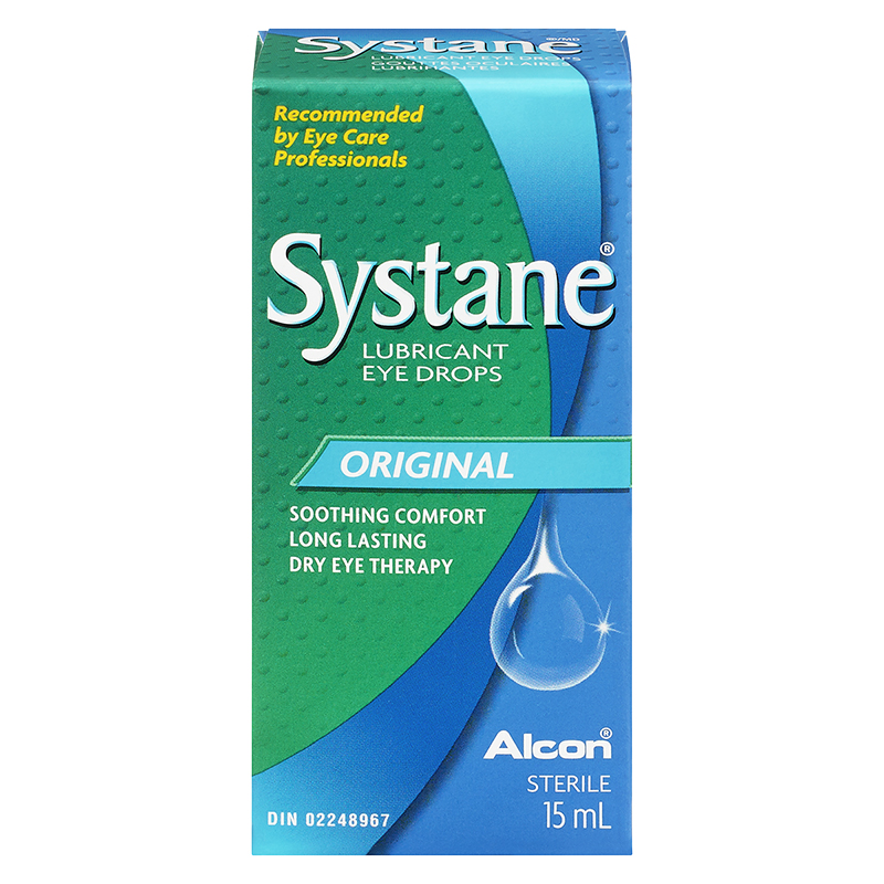 Systane Lubricant Eye Drops - 15ml
