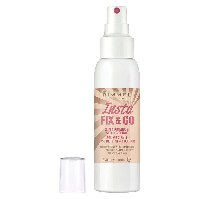 Rimmel Insta Fix & Go Spray