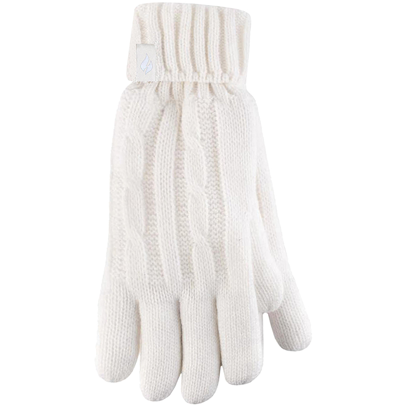 Heat Holders Ladies Knit Gloves - Assorted