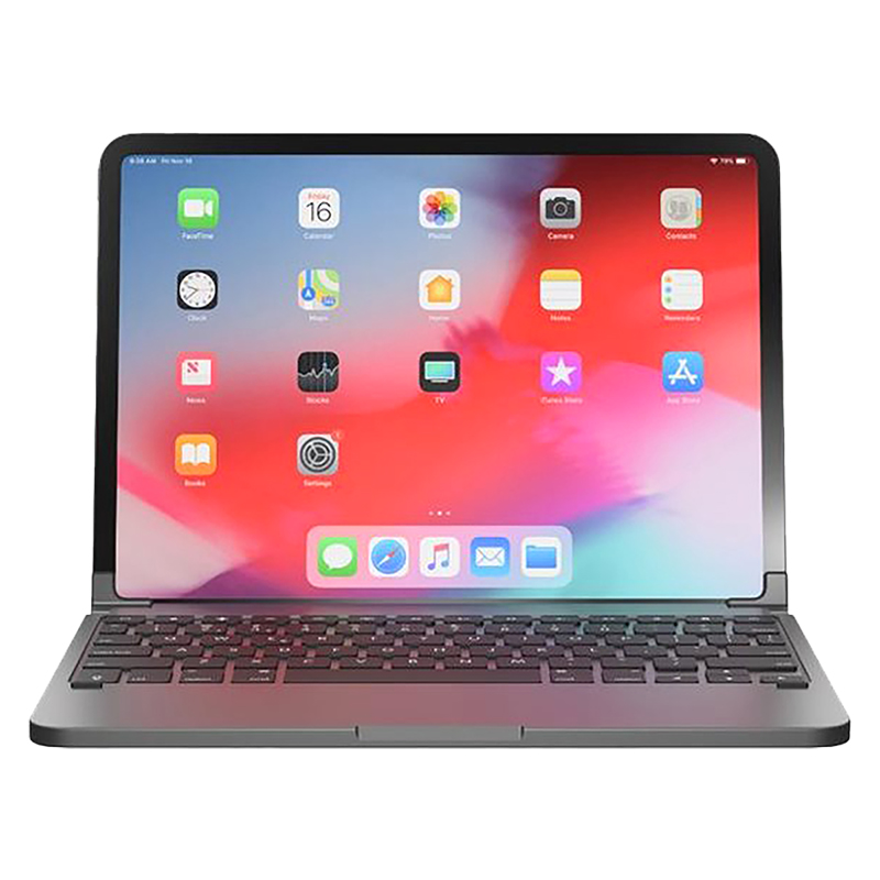 Brydge Pro 11.0 Wireless Keyboard for iPad Pro 11 - Space Grey - BRY4012