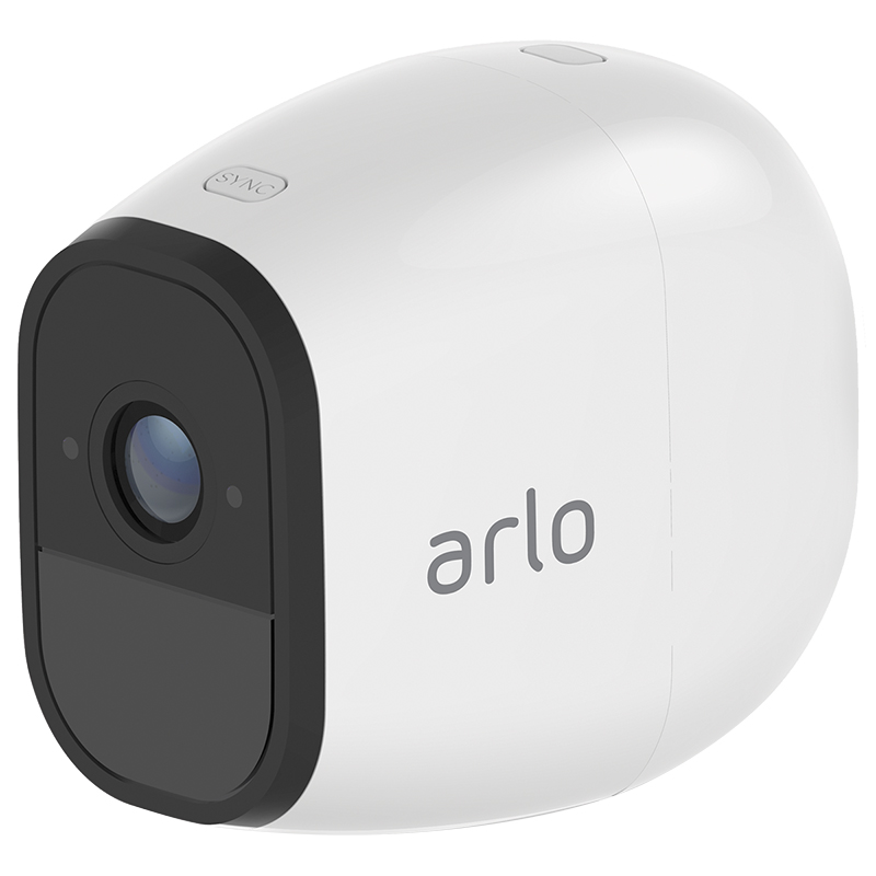 Arlo Pro Add-on Wireless Security Camera with Audio - VMC4030-100PAS