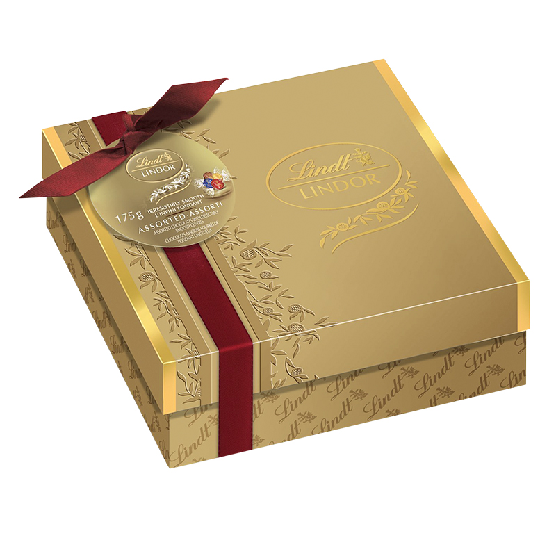 Lindt Lindor Assorted Chocolates - 175g