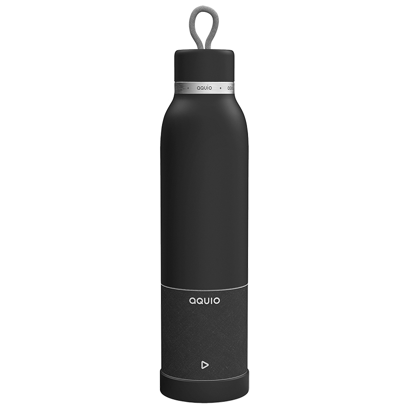 iHome Bluetooth Water Bottle - Black - iBTB2BB