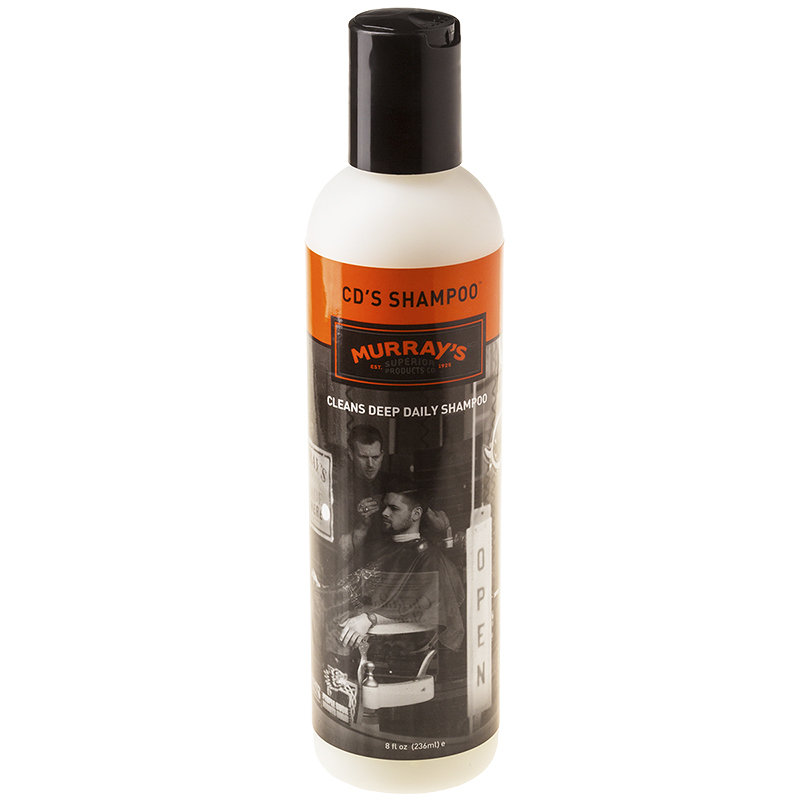 Murray's CD's Cleans Deep Daily Shampoo -236ml