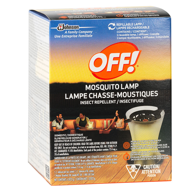 Off Mosquito Lamp