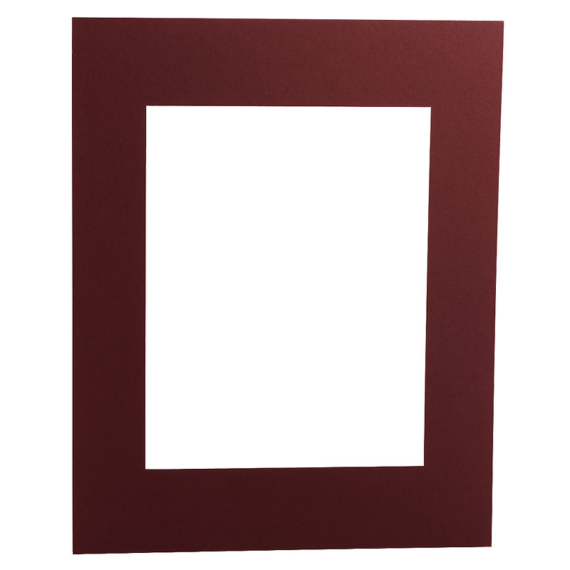 Tempo 16x20 Mat Frame Maroon London Drugs