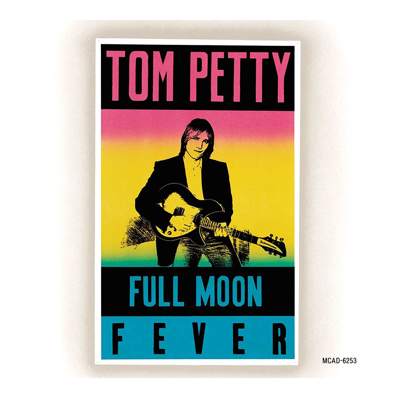 Tom Petty and the Heartbreakers -Full Moon Fever - Vinyl