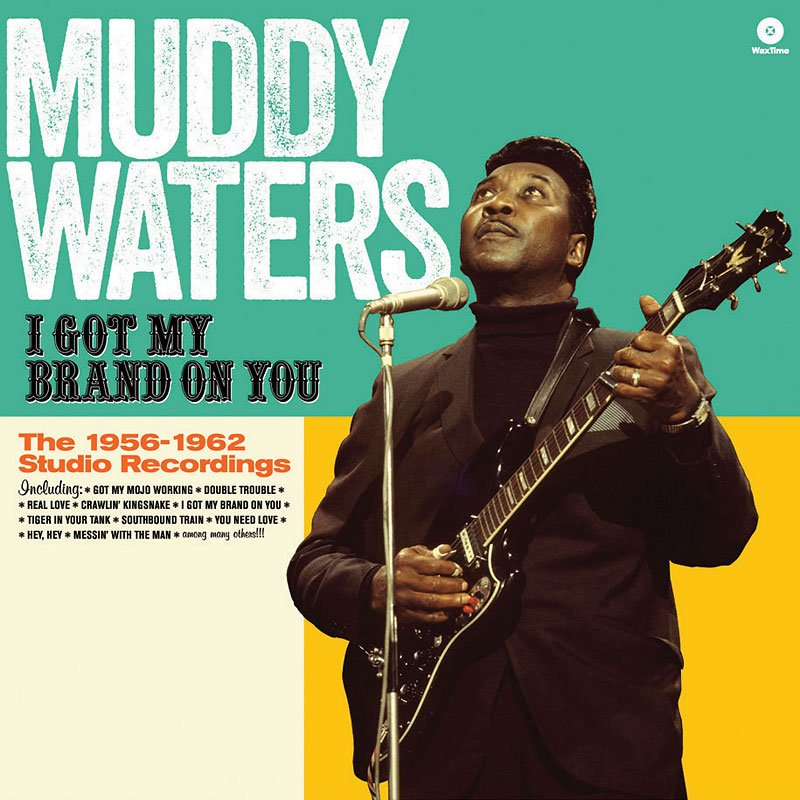 Muddy Waters - I Got My Brand On You - Vinyl