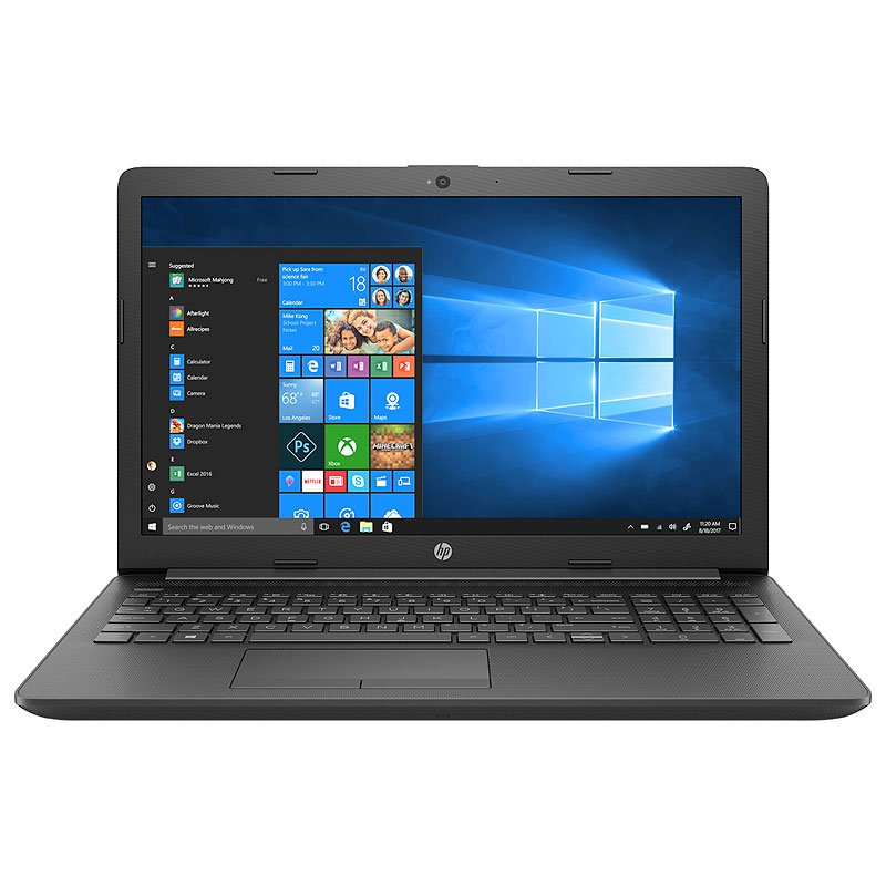 HP 15-da0001ca Laptop - Grey - 15 Inch - Intel Celeron -  4BQ80UA#ABL