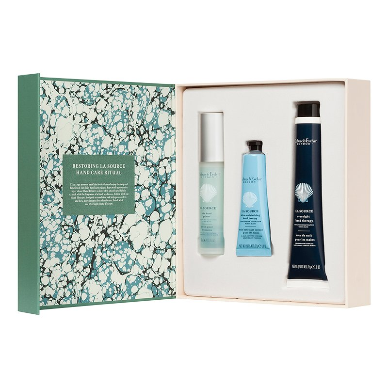 Crabtree & Evelyn La Source Hand Care Ritual - 3 piece