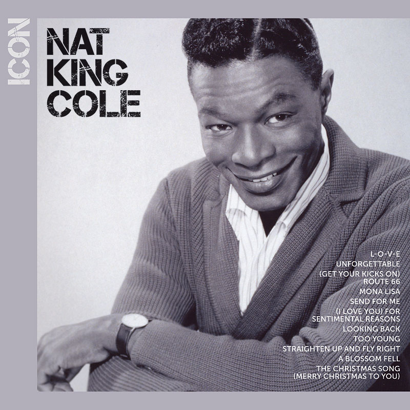 Nat King Cole - ICON - CD