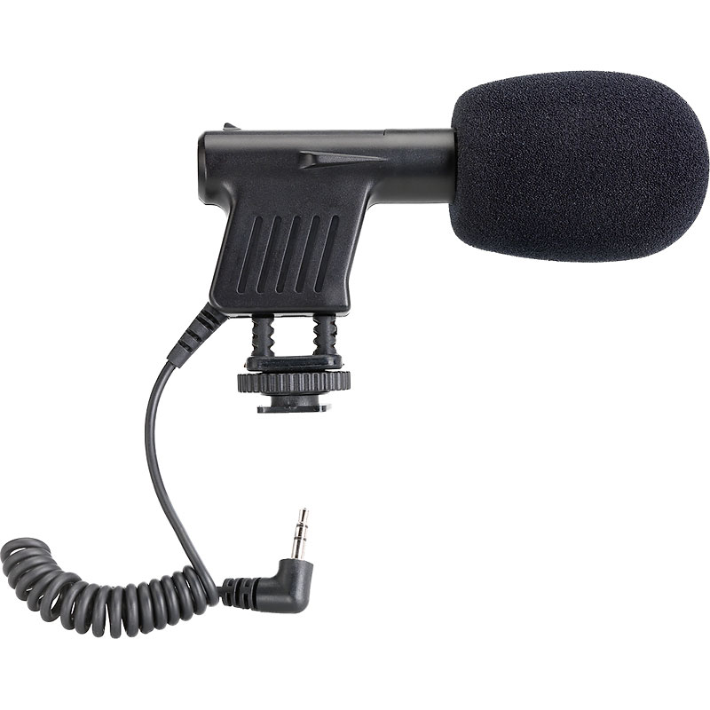 TechPro Digital Series Compact Microphone - TP-VM01