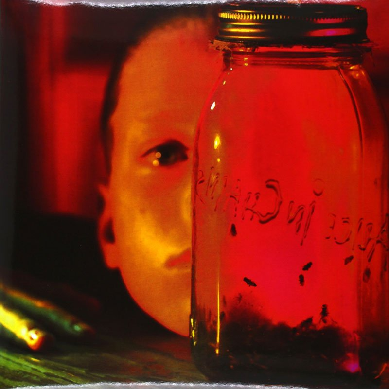 Alice in Chains - Jar of Flies/Sap - 180g Vinyl