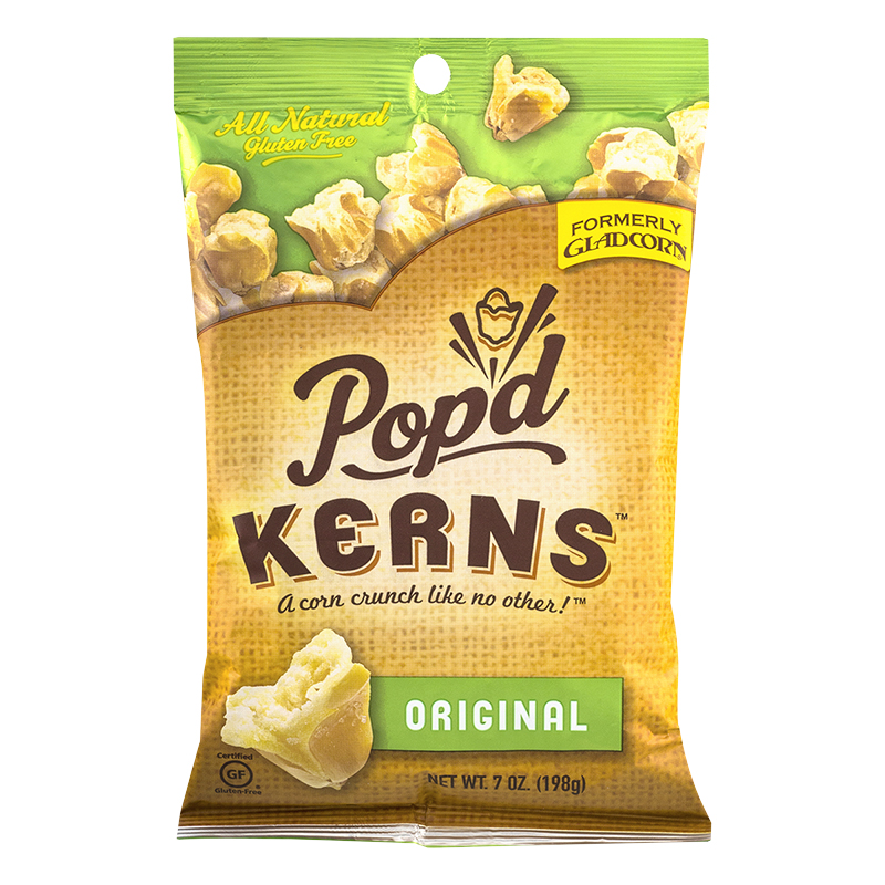 Pop'd Kerns Popcorn - Original - 198g