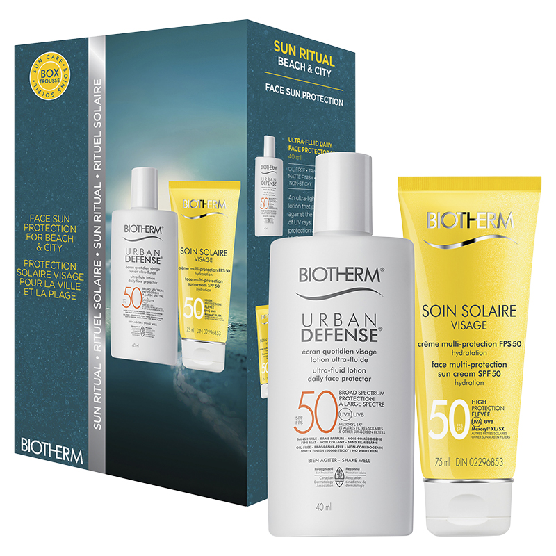 Biotherm Urban Defense Set - 2 piece