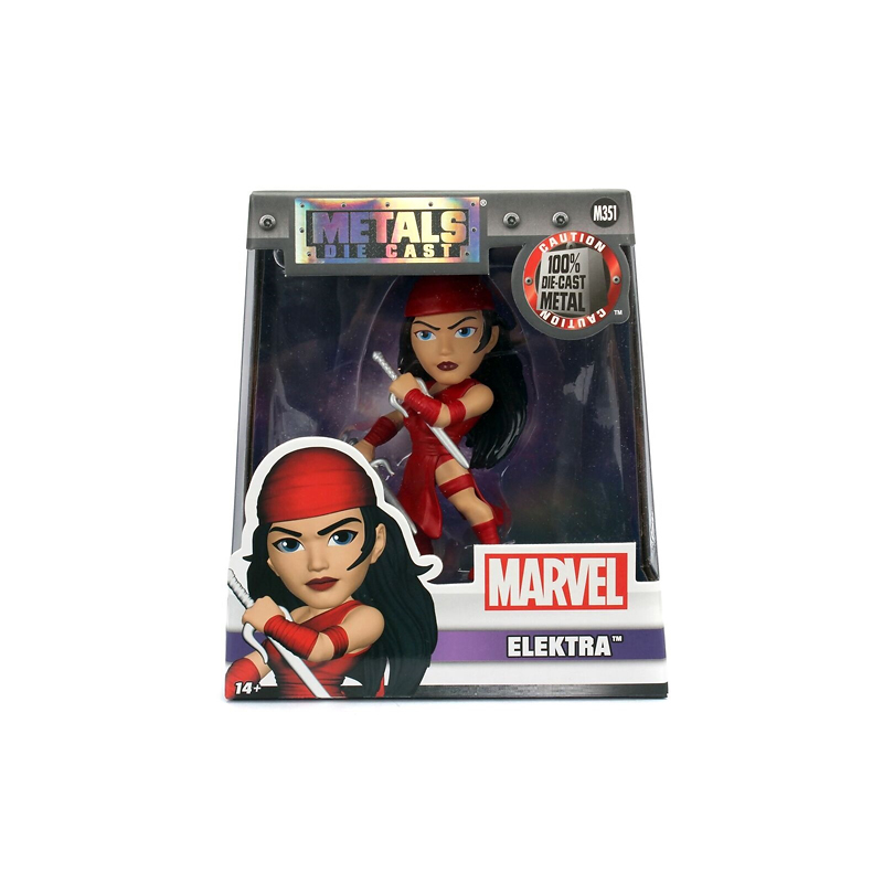 Jada Marvel Girls Figure