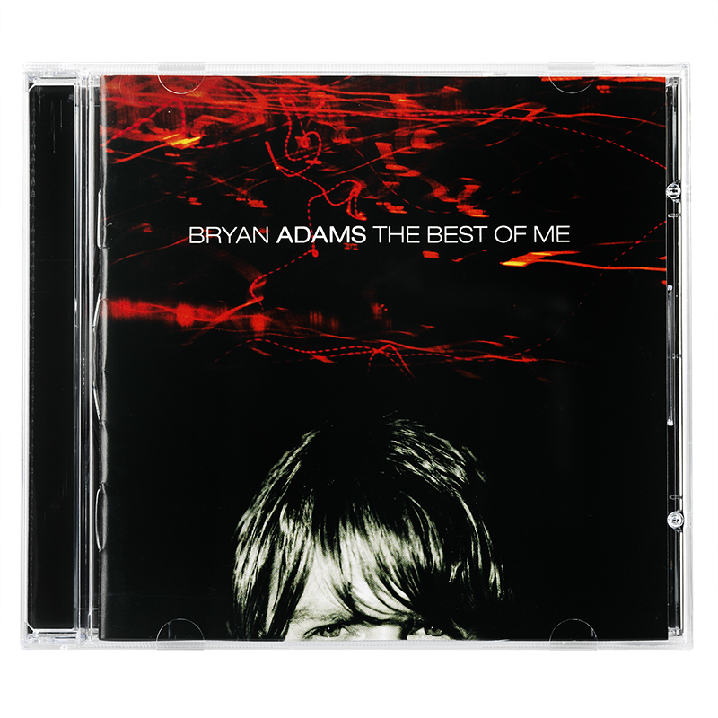 Bryan Adams - Best of Me - CD