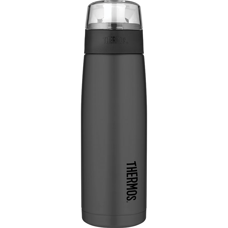 Thermos Vacuum Hydration Bottle - Charcoal - 710ml