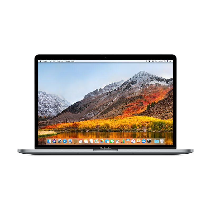 Apple MacBook Pro 256GB Touch Bar - 15 Inch - Space Grey - Intel i7 - MR932LL/A
