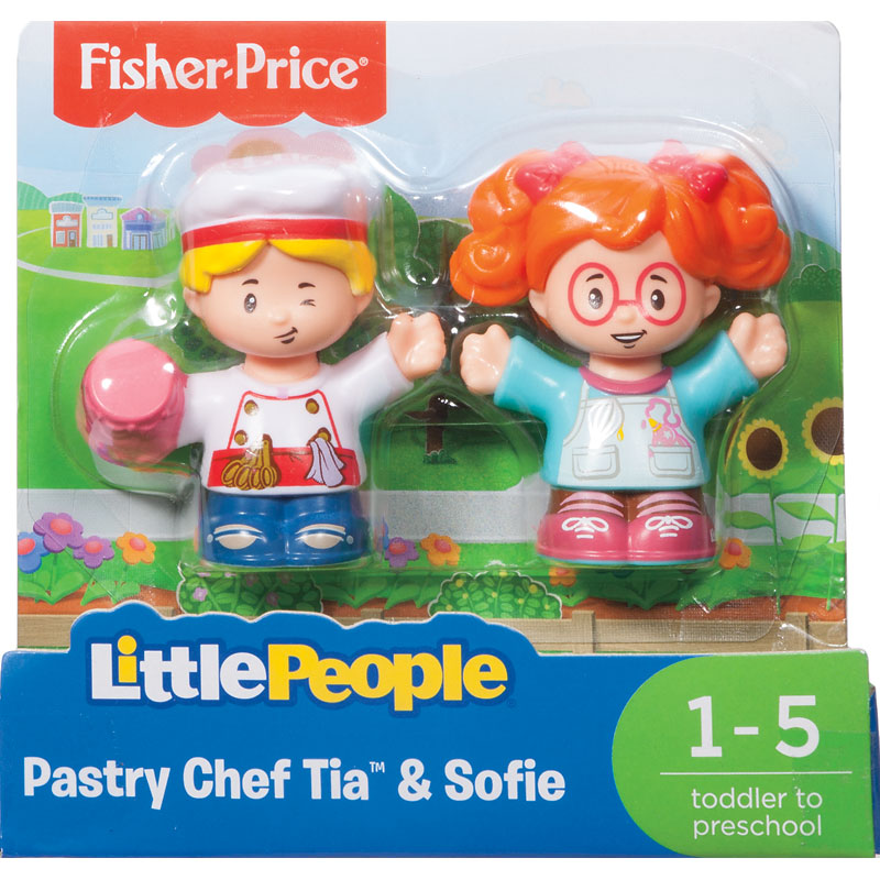 Fisher Price Little People Pastry Chef