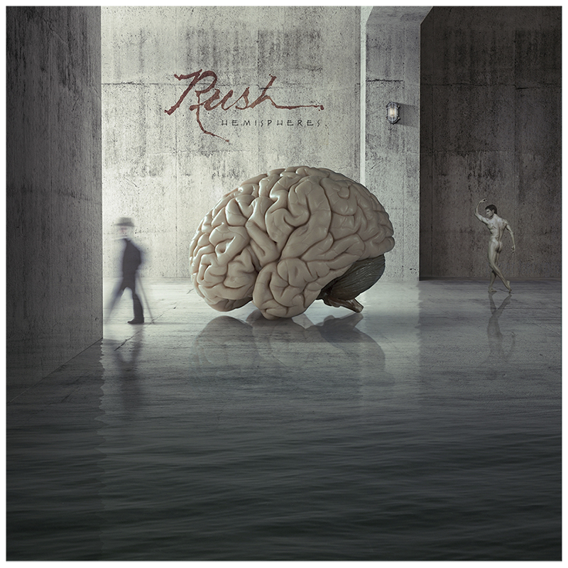 Rush - Hemispheres: 40th Anniversary Deluxe Edition - 2 CD