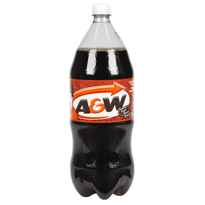 A&W - Root Beer - 2L