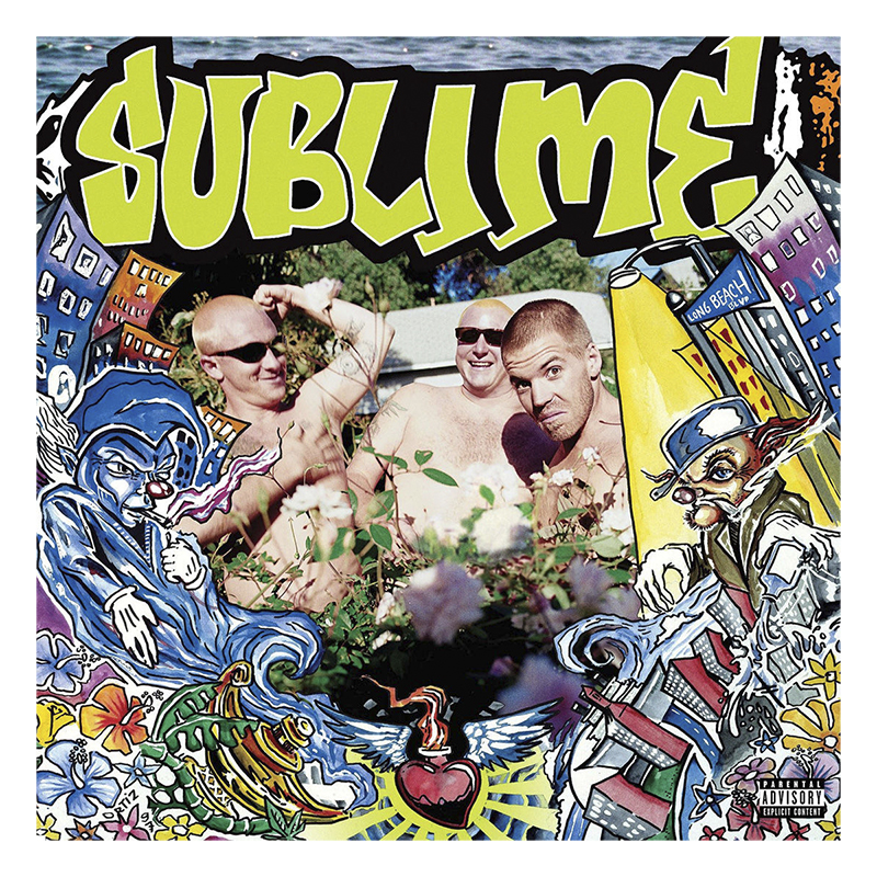 Sublime - Second-Hand Smoke - Vinyl