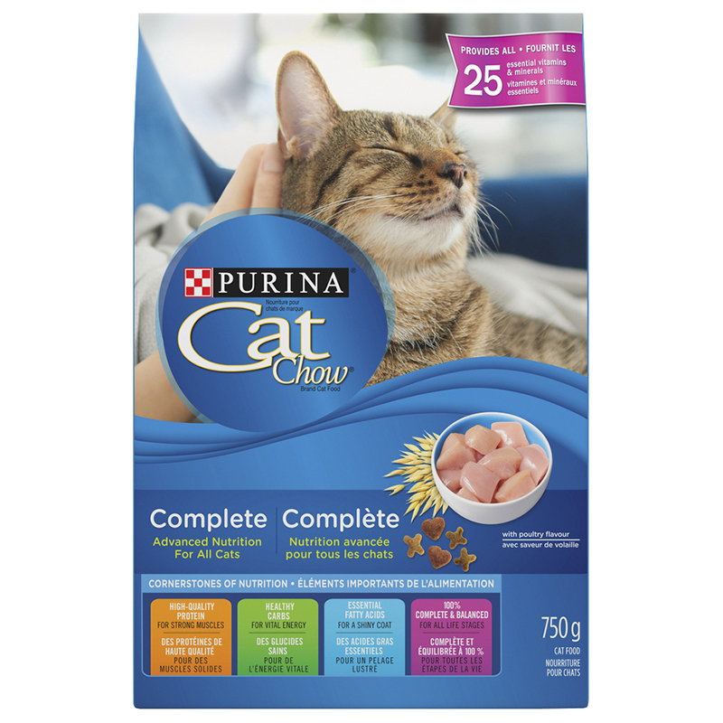 Cat Chow Advanced Nutrition - 750g
