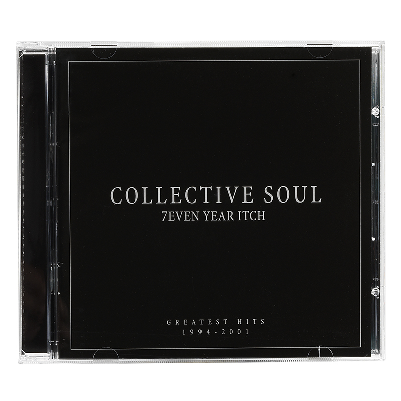 Collective Soul - 7even Year Itch: Hits 1994 - CD