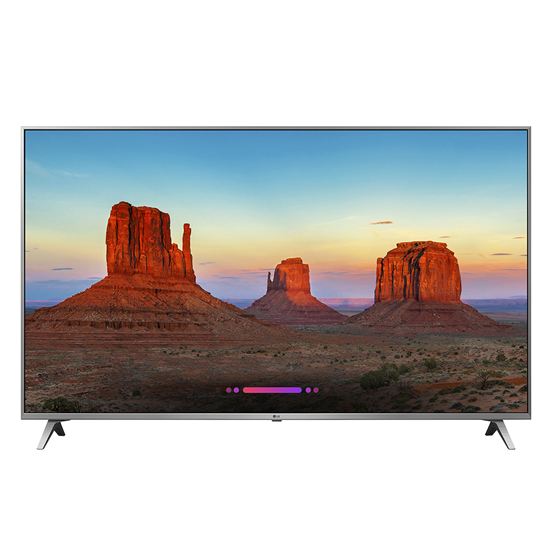 LG 65-in 4K UHD True Motion 120 Smart TV with webOS 4.0 - 65UK7700 - Open Box Display Model