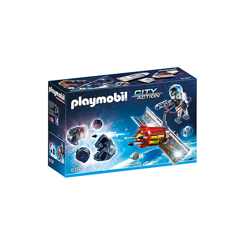 Playmobil City Action -  Meteoroid Laser