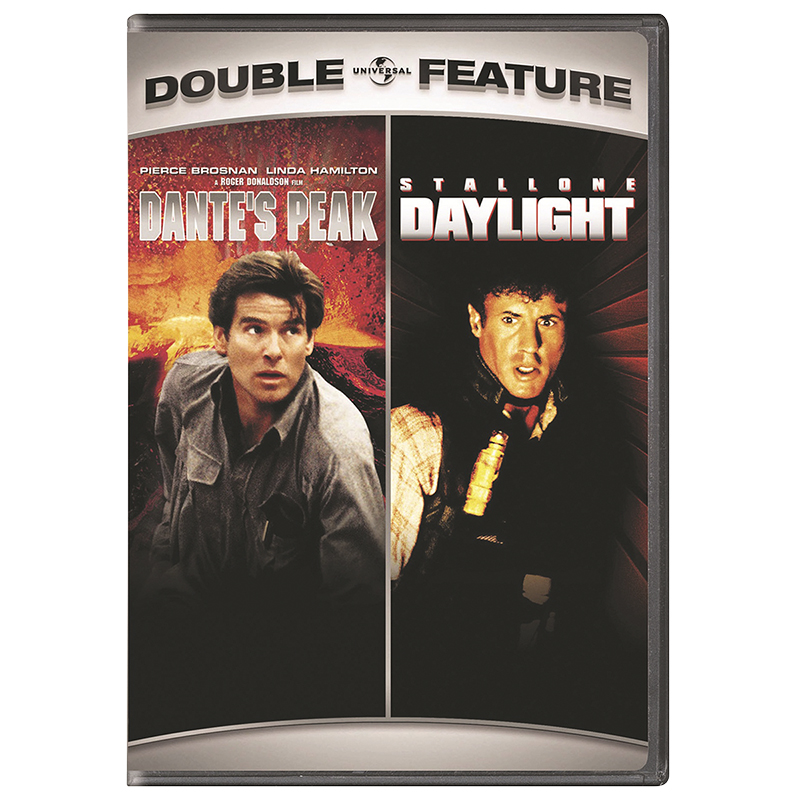 Dante S Peak And Daylight Dvd