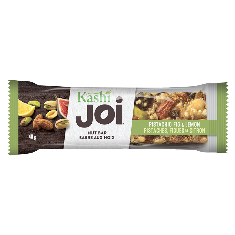 Kashi Joi Nut Bar - Pistachio Fig Lemon - 40g