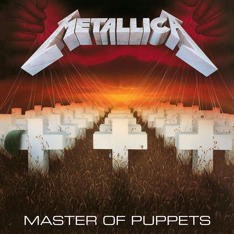 Metallica - Master of Puppets (Remastered) - CD
