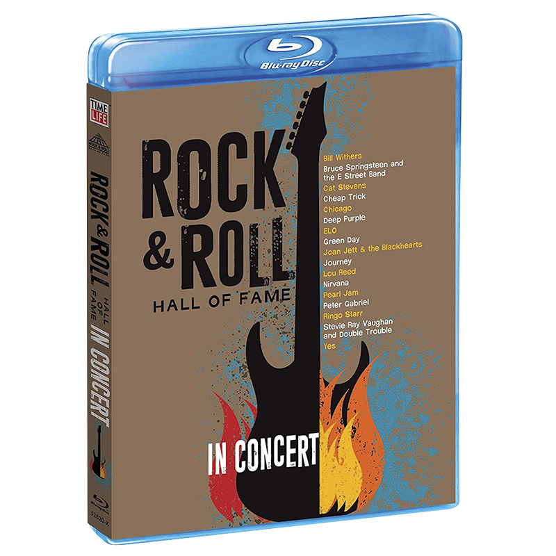 Various Artists - Rock And Roll Hall Of Fame: In Concert - 2 Blu-ray